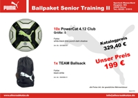 PDF Ballpaket Senior Training II