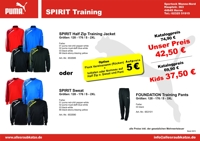 Paket SPIRIT Training