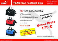 PDF Taschenpaket TEAM Cat Football Bag