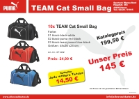 PDF Taschenpaket TEAM Cat Small Bag