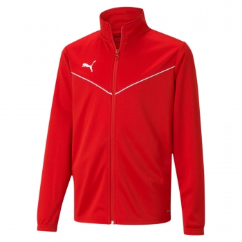 Puma teamRise Training Poly Jacket JR