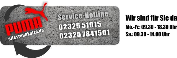 Puma Profi Shop Hotline
