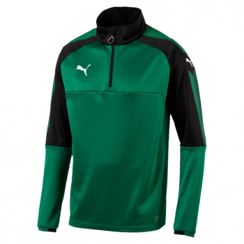 Puma-Ascension-Zip-Training-Top-rot-schwarz