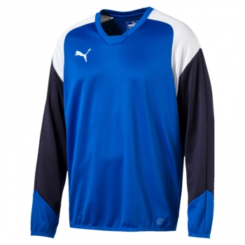 Puma-Esito-4-Training-Sweat-royal-weiß