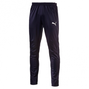 Puma Trainingshose new navy-weiß