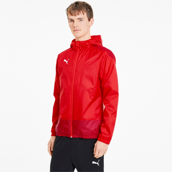 Puma teamGoal23 Training rain Jacket rotrz