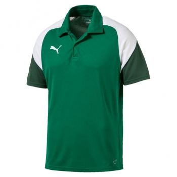 Puma Esito 4 Polo grenn white dark green