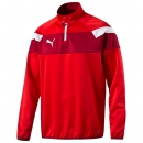 Puma Spirit II Half Zip Training Sweat