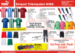 Puma Speed Trikot Paket Kinder