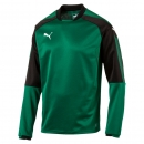 Puma-Ascension-Training-Sweat-grün-schwarz