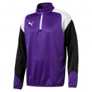 Puma Esito 4-Training-Zip-Top violet-weiß