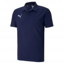 Puma teamGoal23 Polo navy marineblau