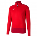 team Goal23 Training 1/4 Zip Top rot