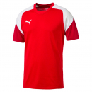 Puma Esito 4 T-Shirt red white chili pepper