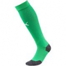 Puma Liga Socks bright green - white