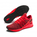 Puma NRGY Star MultiKnit High Risk Red - Puma Black